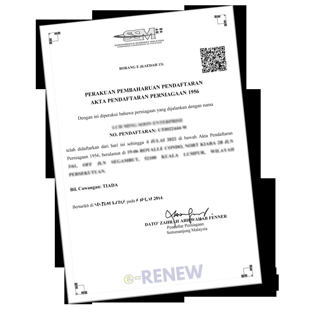 Borang Permohonan Perubahan Butir Butir Borang Jenis Perubahan Maklumat Dokumen Sokongan Ii Pertukaran Nama Syarikat Nombor Ssm Berubah Nama Lama Nama Baru Pdf Document